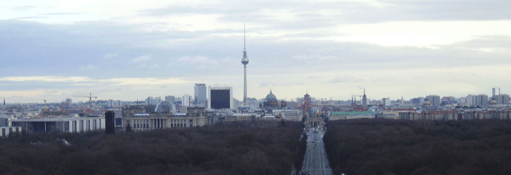 Berlin - modernste Stadt Europas