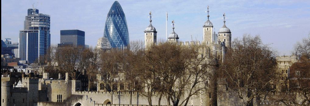 Königliches London entdecken