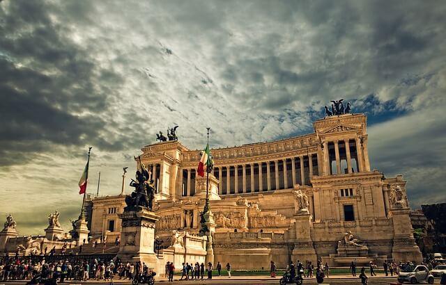 Städtetrip nach Italien