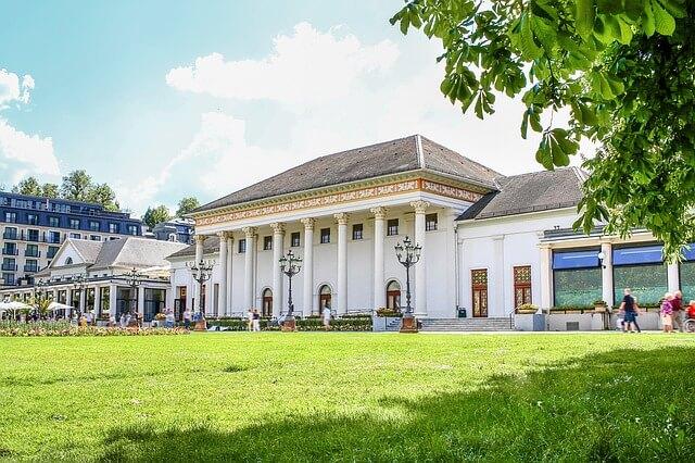 Casino im Kurhaus Baden Baden